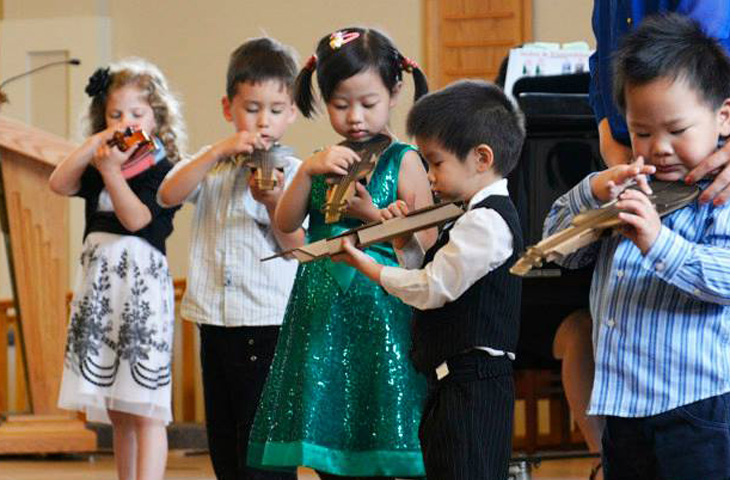 little-violinists